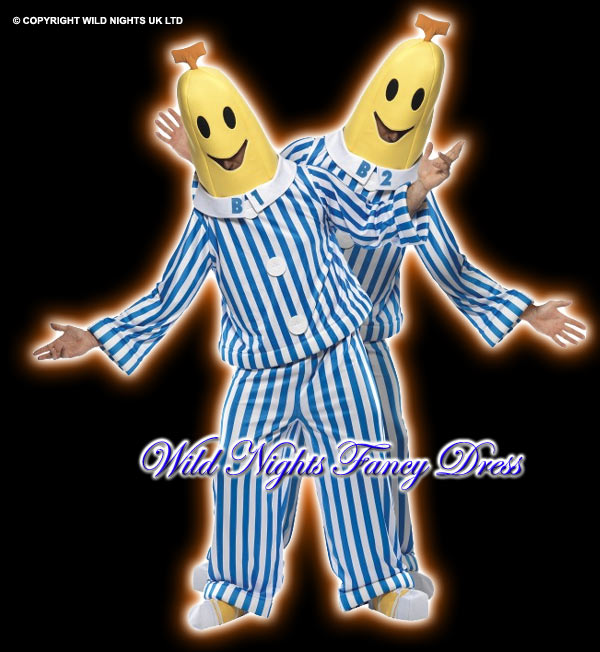 sc 1 st  Wild Nights Fancy Dress : banana in pajama costume  - Germanpascual.Com